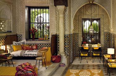 Innumerable goods new zara home catalogue - Decoracion arabe interiores ...