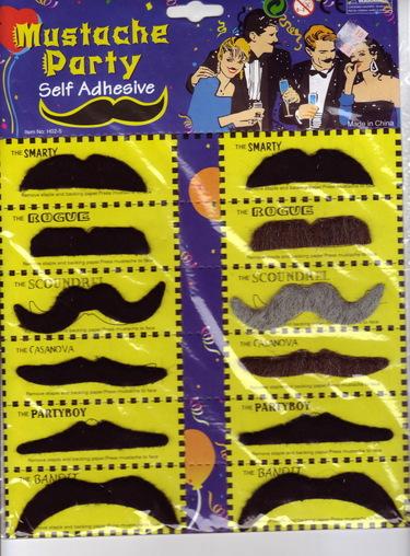 Mustacheparty